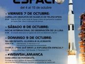 semana mundial espacio