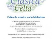 cafes musica