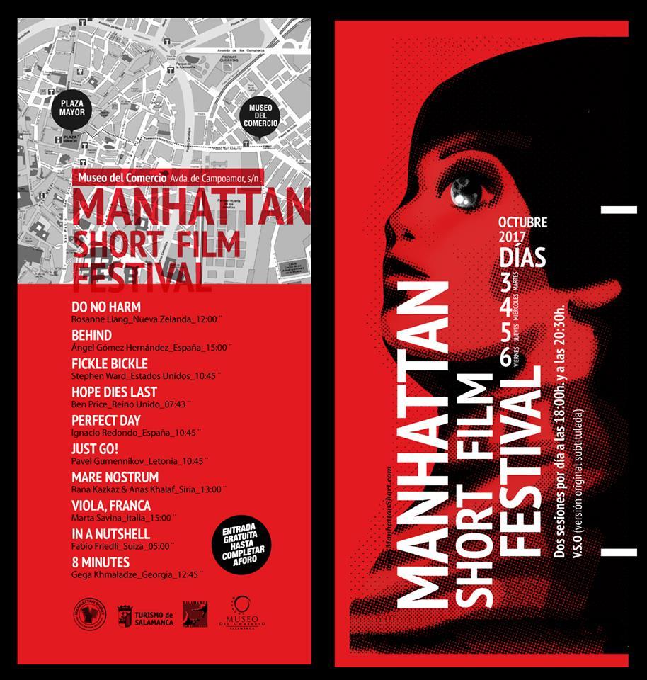 cortos cine