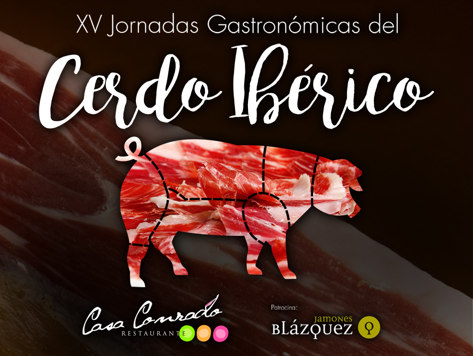 cerdo iberico casa conrado